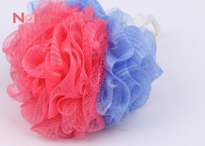 Nami Flower Shaped Shower Body Sponge Soft Material No Bacteria Contained